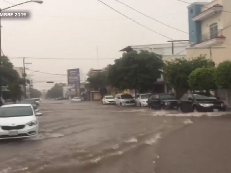 Más de 50 cruces representan peligro durante lluvias