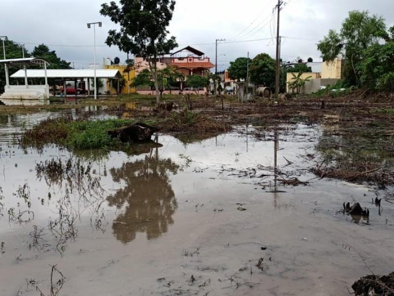 Más de 50 mil afectados por las lluvias: CNPC