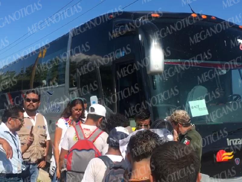 Más de 500 migrantes han sido repatriados
