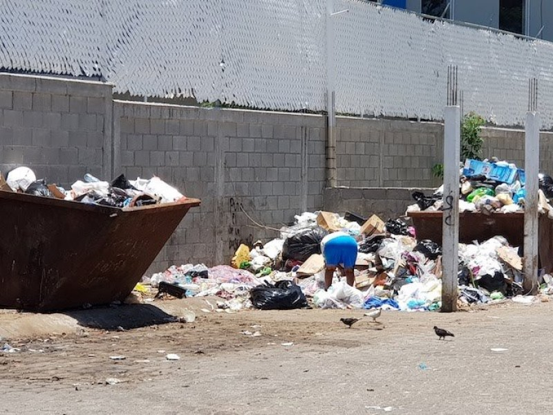 Más de 50t de basura por fiestas patrias
