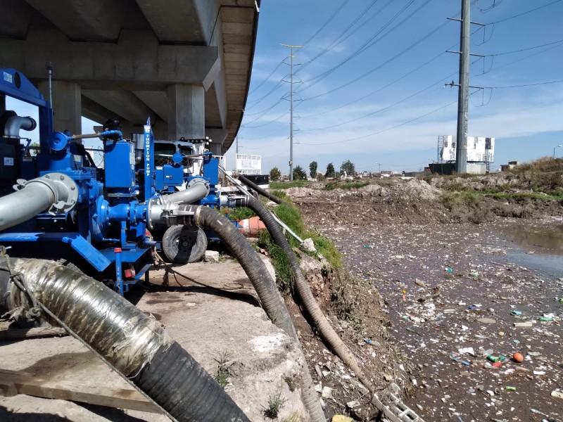 Más de 6 toneladas de basura a San Mateo Atenco