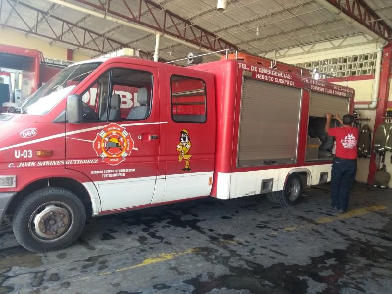 Más de 60 incendios a pastizal en TGZ
