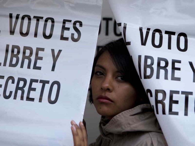 Más de 89 millones de mexicanos votarán