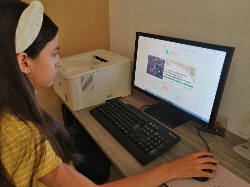 Más de 9 mil estudiantes registrados para ingreso a preparatoria