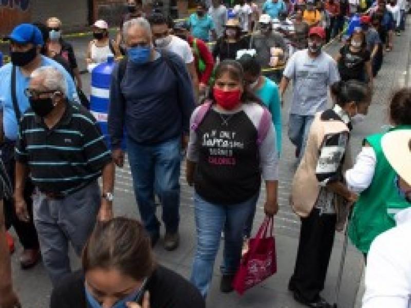 Más de 900 mil desempleados por la pandemia en México