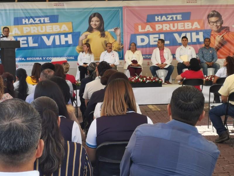 Más de 900 pacientes con VIH en Nayarit