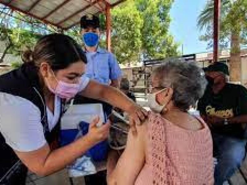 Más de 95 mil vacunas las aplicadas en la región