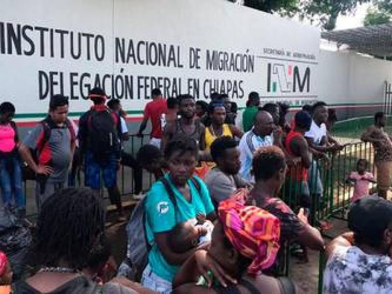 Más de cien mil migrantes atendidos: INMI