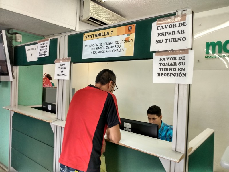 Más de mil empleos nuevos reporta el IMSS