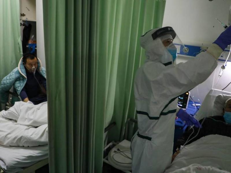 Más de mil muertos por coronavirus en China
