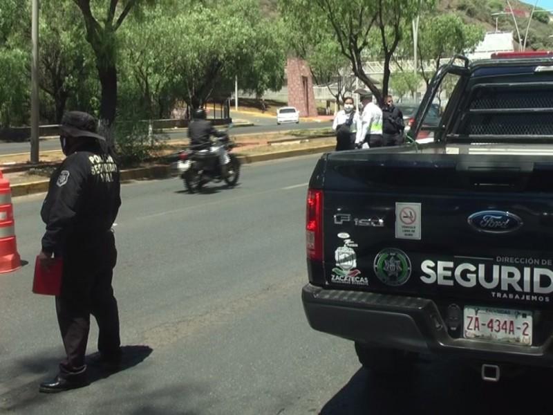 Más de mil vehículos detenidos en programa Hoy No Circula