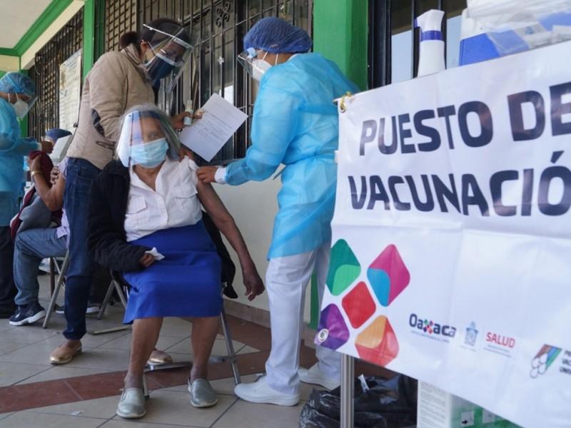 Más del 25% de la población vacunada contra Covid: SSO
