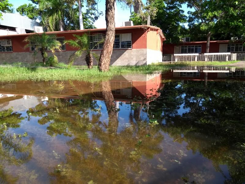 Más del 50% de escuelas ahomenses dañadas
