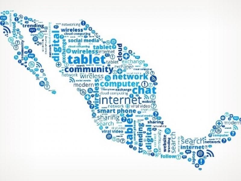 📹Más del 50% de hogares mexicanos tienen internet