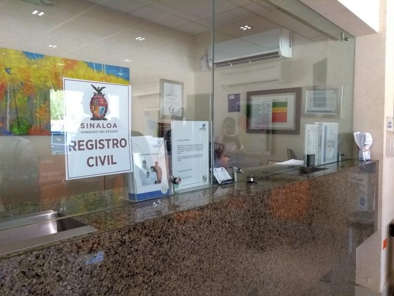 Más hospitales en Sinaloa con Registro Civil