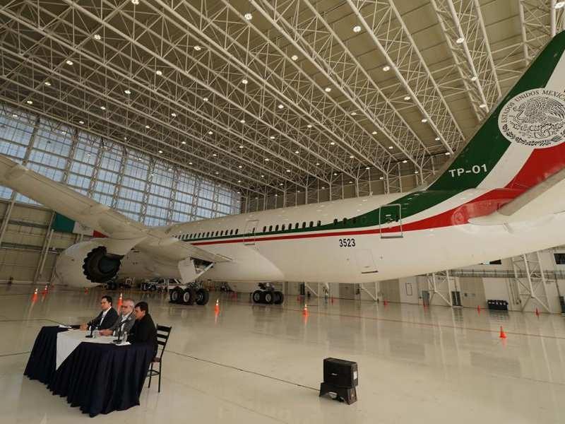 Más interesados en comprar avión presidencial
