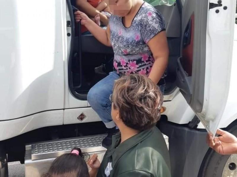 Más migrantes detenidos en Chiapas