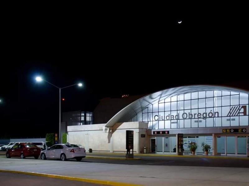 Más vuelos para Aeropuerto de Ciudad Obregón