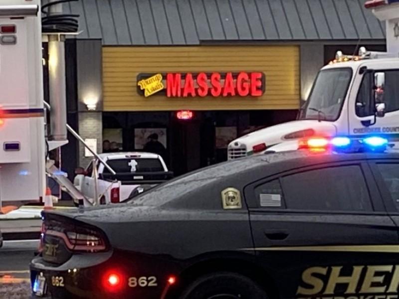 Masacre en Atlanta, deja al menos 7 muertos