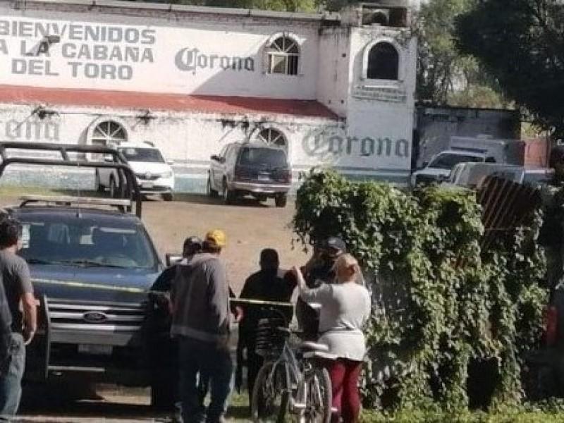 Masacre en bar de Guanajuato, hay 11 muertos