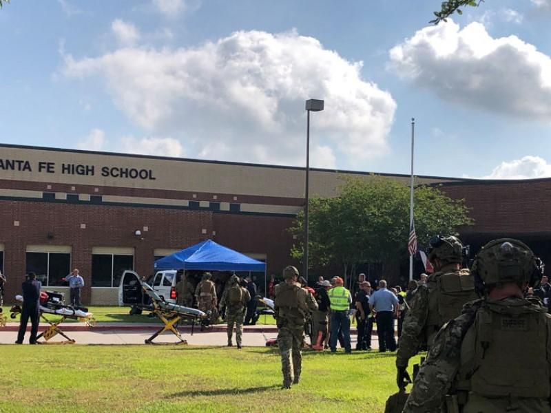 Masacre en escuela de Texas deja varios muertos