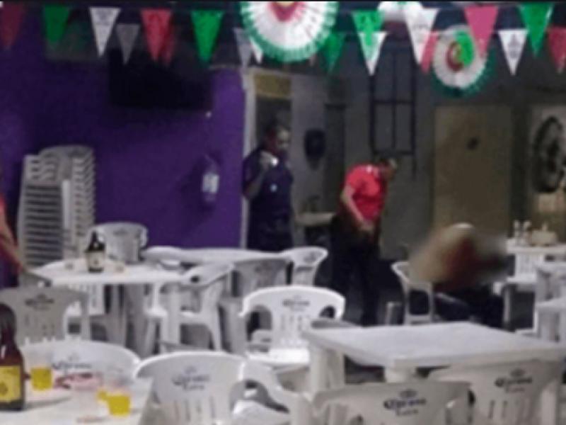 Masacre en Tabasco deja cinco muertos