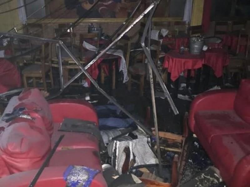 Masacre en bar de Veracruz; hay 26 muertos