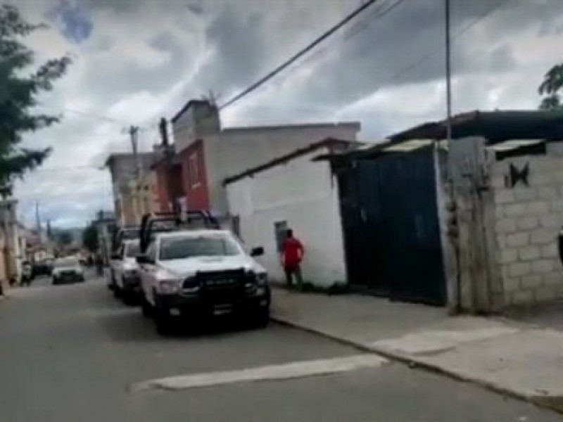 Mata pareja sentimental a mujer en Colonia Guadalupe Hidalgo