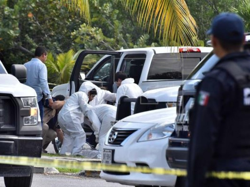Fin de semana violento; 242 personas fueron asesinadas