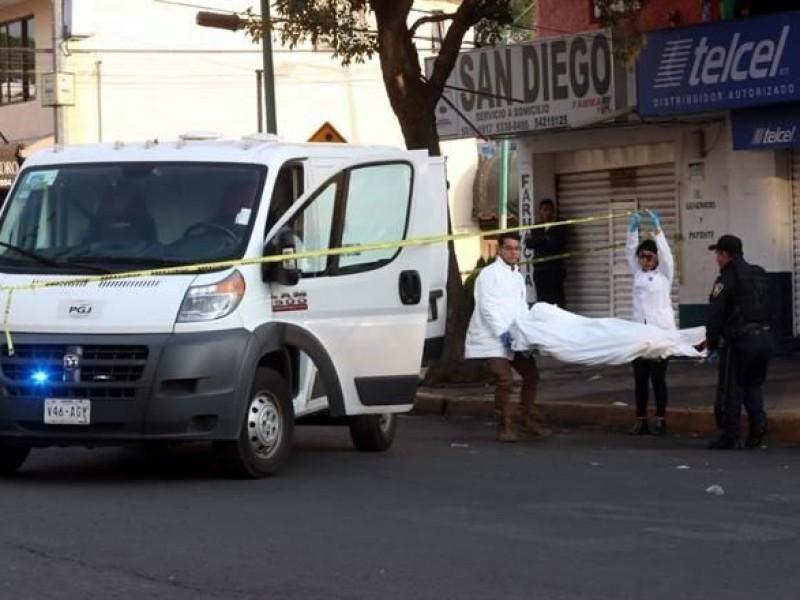Matan a balazos a joven en Coyoacán