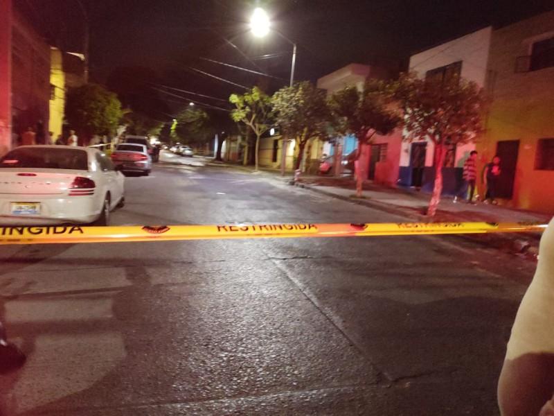 Matan a dos hombre en jornada nocturna