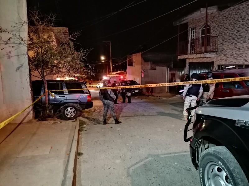 Matan a hombre en Loma Bonita