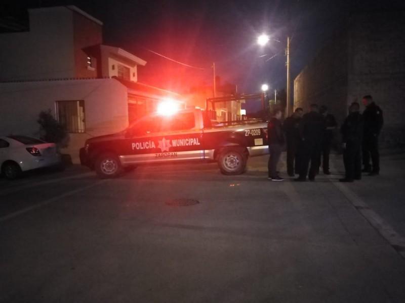 Matan a mujer afuera de su casa en Santa Martarita