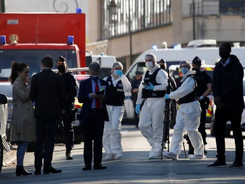 Matan a mujer policía a puñaladas en Francia