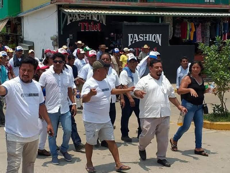 Matan a precandidato a alcaldía de Oaxaca
