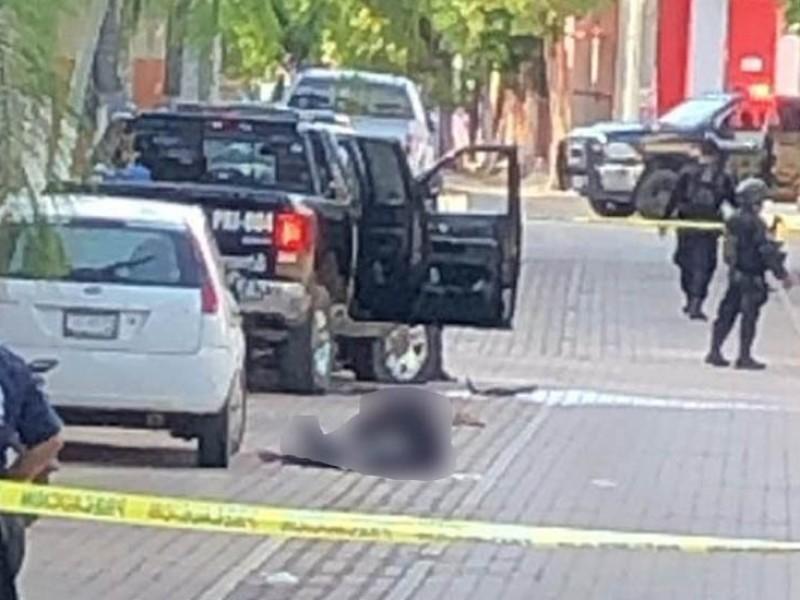 📹Matan a seis policías en emboscada