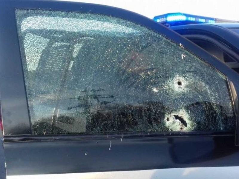 Matan a tres policías federales en emboscada