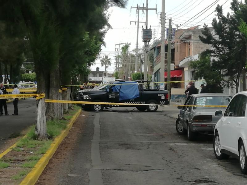 Matan en emboscada a 4 policías tapatíos