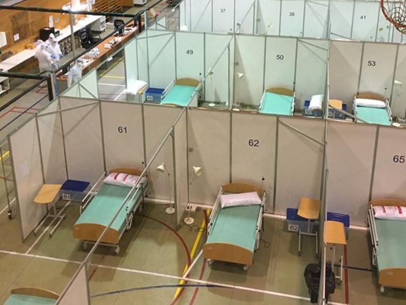 Máximo en Jalisco: mil 637 internados por covid-19