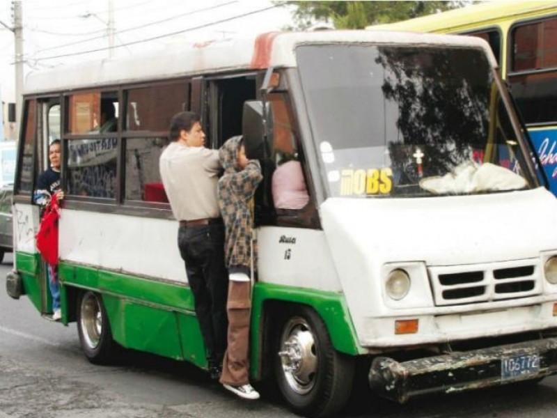 Mayoría de transportistas aceptó reordenamiento de unidades