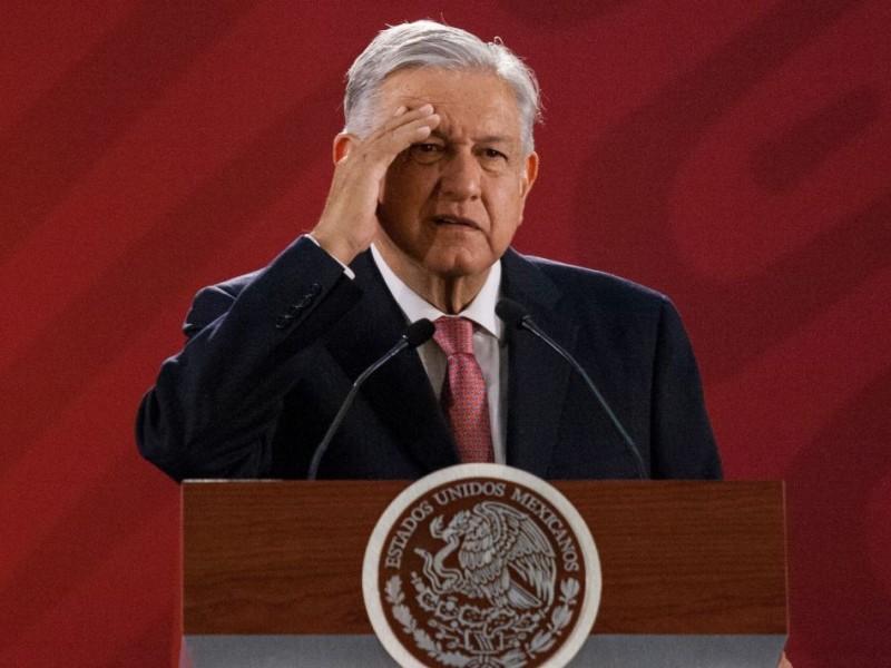 Mayoría justa no permitiría golpe de Estado: AMLO