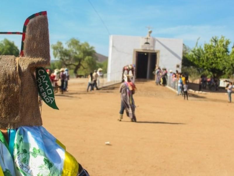 Mayos y Yaquis continúan actividades de Semana Santa, con restricciones