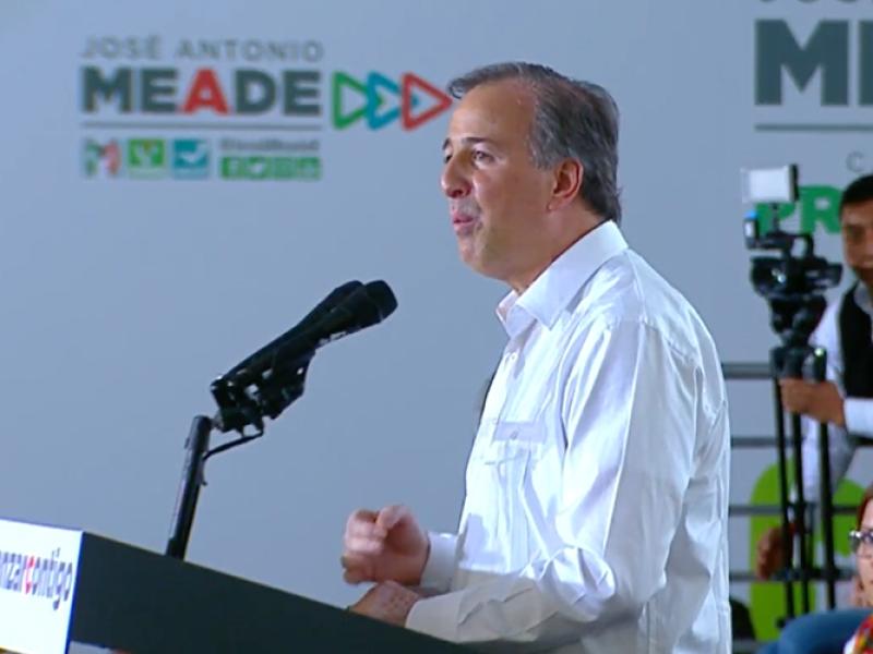 Meade anunciará estrategia para apoyar a pueblos originarios
