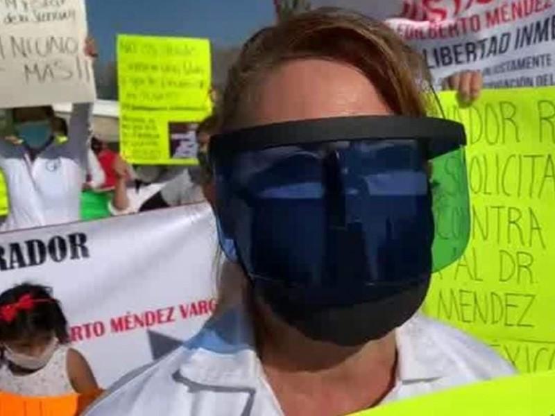 Médico chiapaneco es acusado de robo de vehículo en Edo.Mex