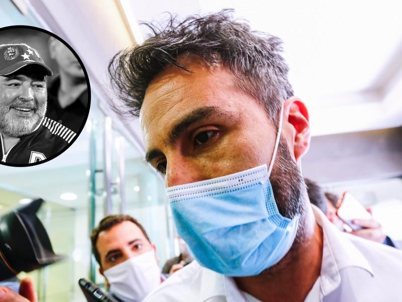 Médico de Maradona imputado por homicidio culposo