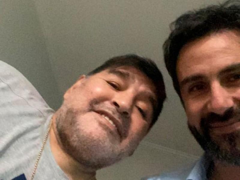Médico de Maradona responde tras señalamientos de homicidio