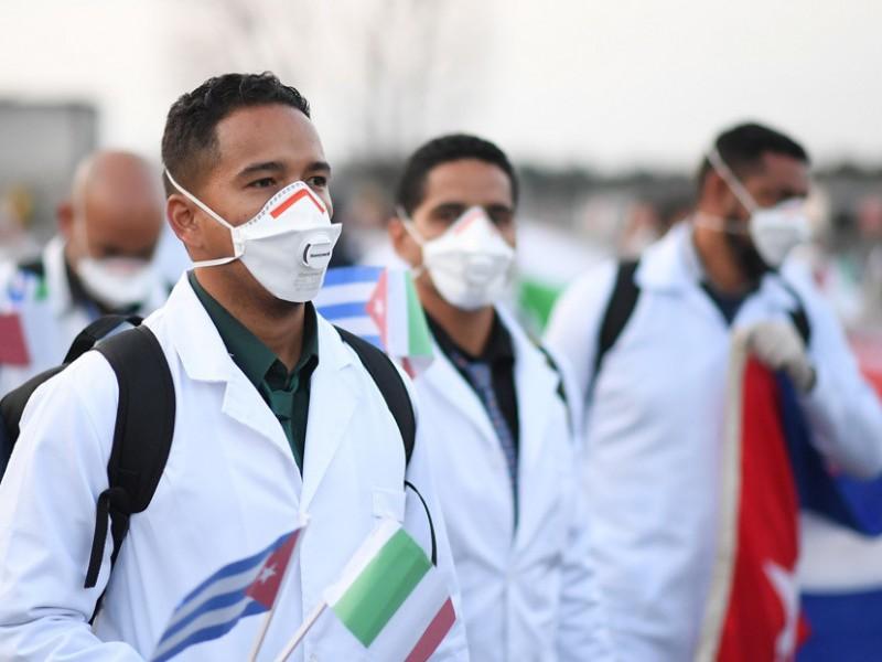 Médicos cubanos podrían asistir a Nayarit para frenar CORONAVIRUS