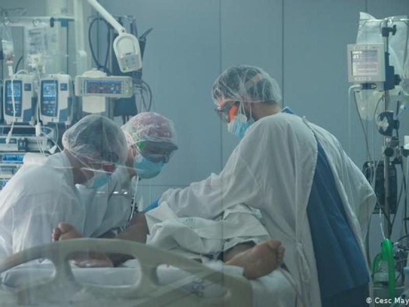 Médicos indios detectan infección fúngica en algunos pacientes con Covid-19