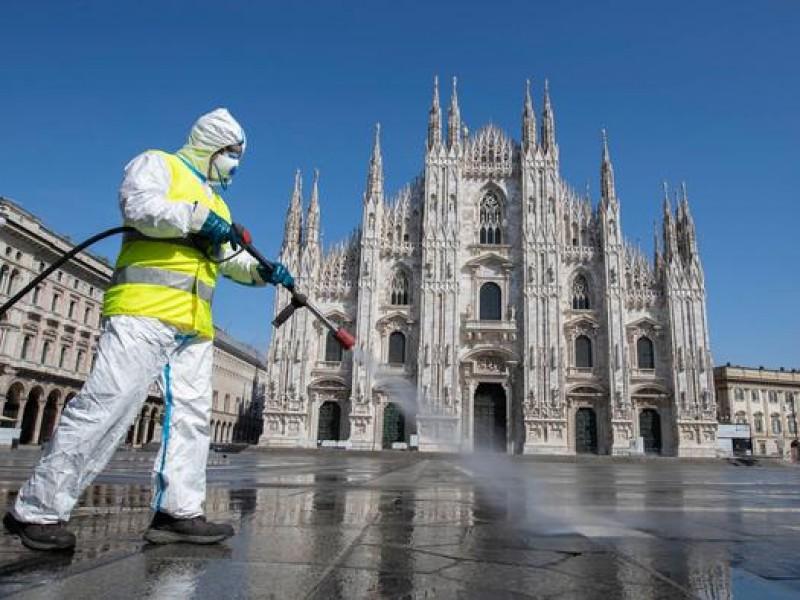 Médicos italianos aseguran encontrarse al borde de