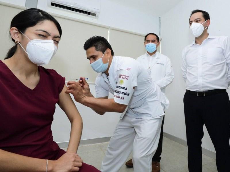 Médicos particulares piden ser considerados en vacunación contra Covid-19